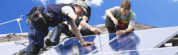 Besparen met een zonneboiler en zonnepanelen